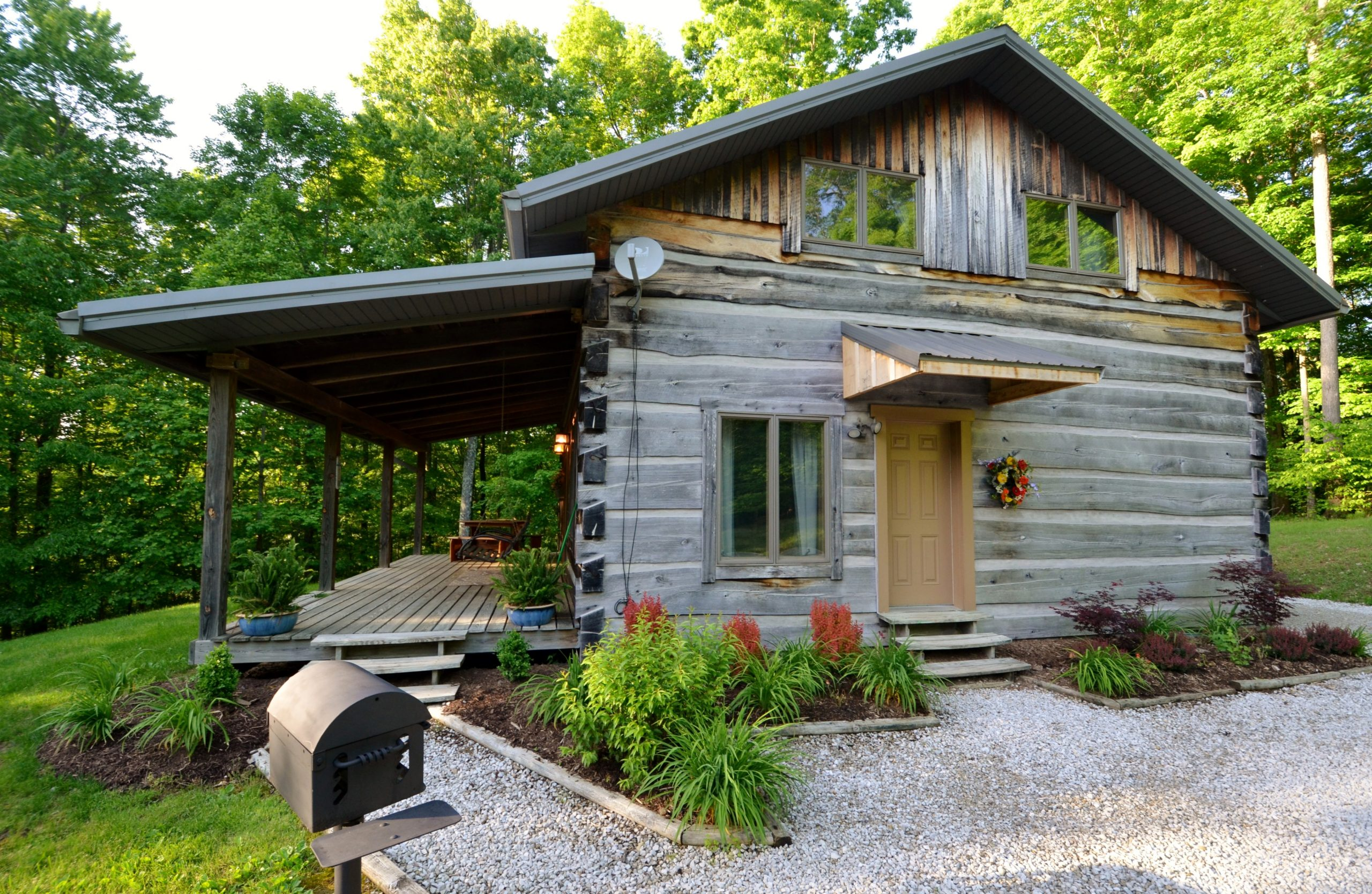 About Our Cabins