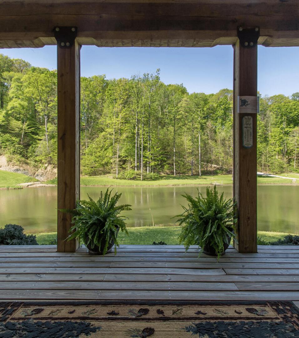 Antler Log Cabins Vacation Rentals