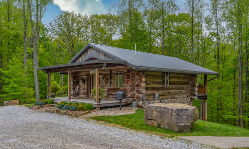 Brown County Indiana Cabins for Rent