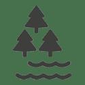 Angler's Log Cabin