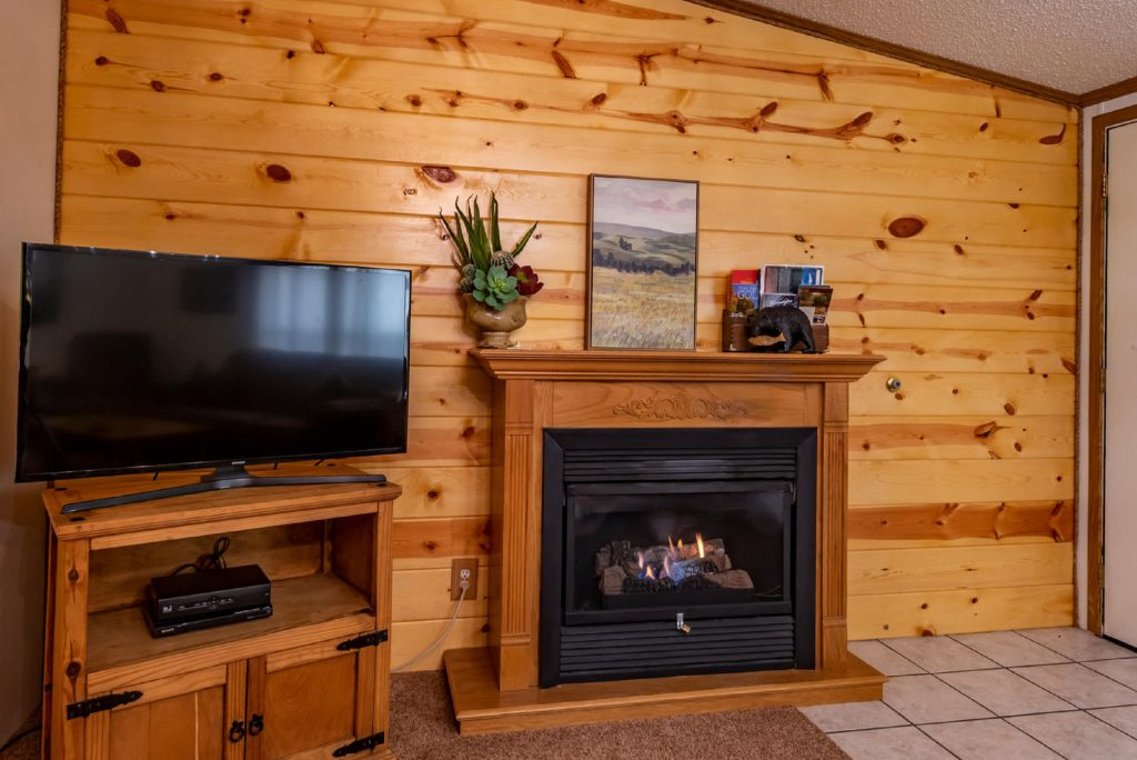 Brown County Cabin Rentals with Fireplace